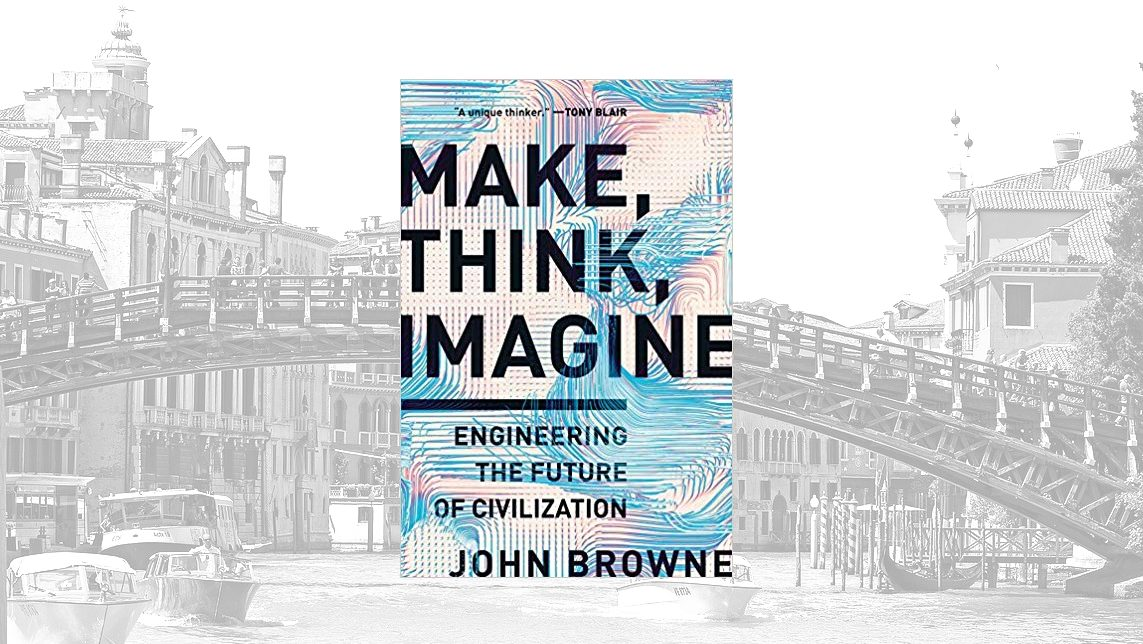 Talking Engineering (2) with Lord John Browne, Former CEO of BP