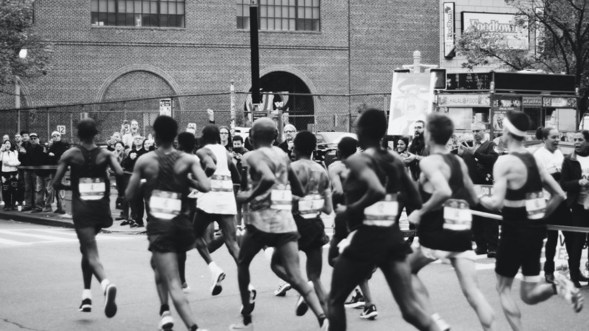 The marathon limit: just how fast can we go?